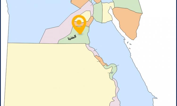 محافظ المنيا يتفقد أعمال استكمال المرافق بالمنطقة الصناعية