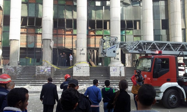 إنفجار قنبلة بدائية بميحط المدينة الجامعية للأزهر ولا إصابات