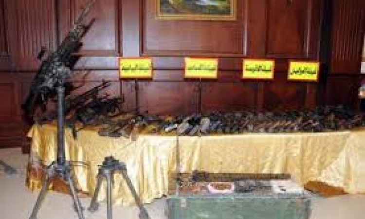 الجيش يدمر 4 انفاق تستخدم لاعمال ارهابية