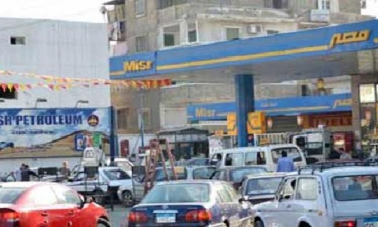 5000 طن  سولار و2700 من البنزين للقضاء علي أزمة الوقود  ببني سويف