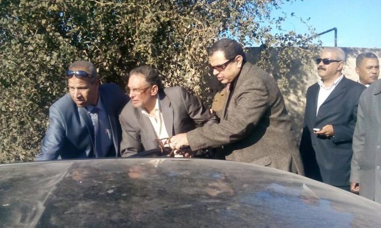 """عاجل : """"القوي العاملة"""" الجيش الثالث الميداني يتمكن من تحرير وكيل الوزارة المختطف"""