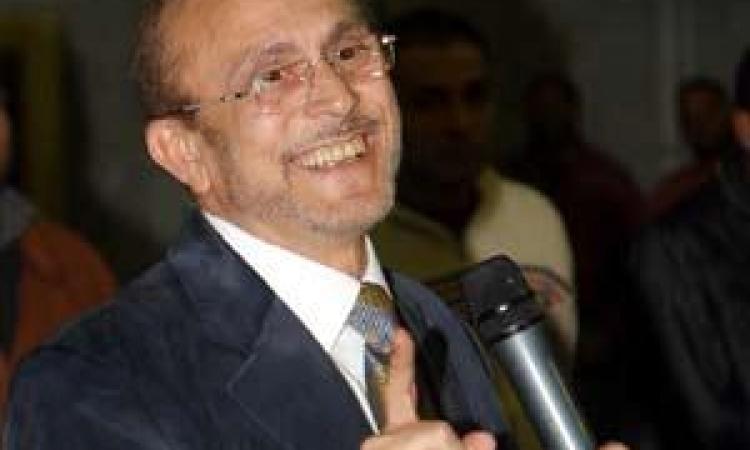 الفنان محمد صبحي جميع من شاركو في الاستفتاء قالوا نعم 