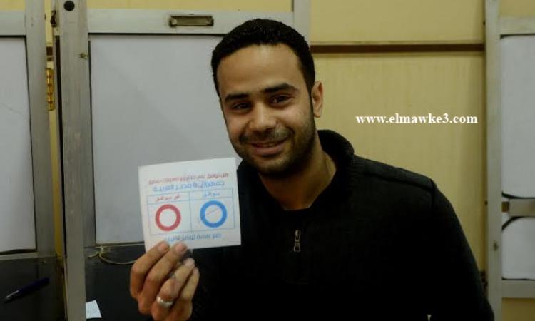 محمود بدر: شكرًا شعب مصر العظيم.. أنتم أقوى من الإرهاب