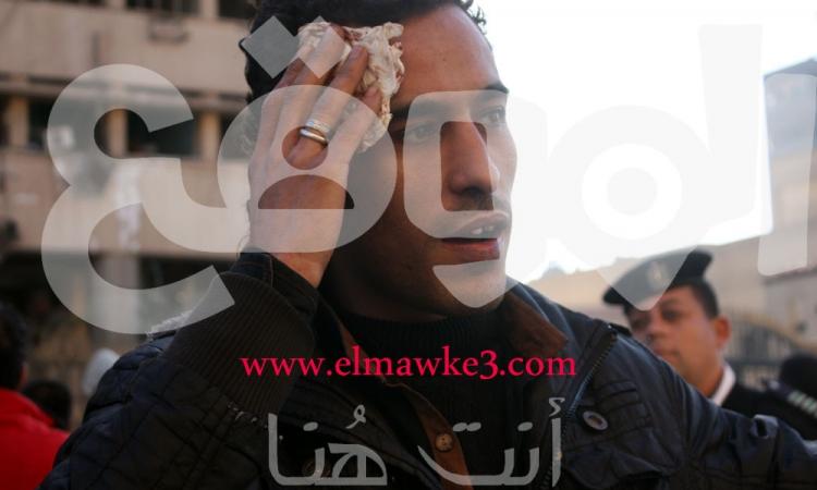 بالصور … تفجير مديرية أمن القاهرة