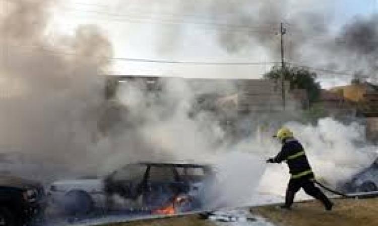 أنباء عن إنفجار قرب معسكر الأمن المركزى بالسويس