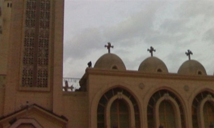 ننشىر تفاصيل واقعة اطلاق الرصاص على كنيسة العذراء بالجيزة