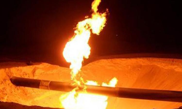 السيطرة على حريق شب بتوكيل سيارات فولكس بالعبور