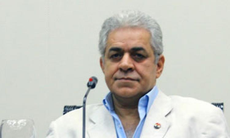"""حزب الكرامة يعقد مؤتمره العام باسم""""عزازي"""" وبحضور """"صباحي"""""""