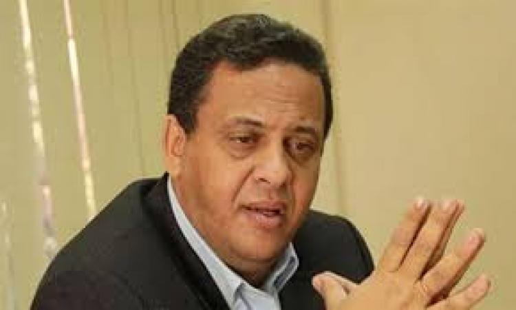 """رئيس""""المصريين الأحرار"""" بعد إدلاؤه بصوته سأدعم السيسي للرئاسة"""