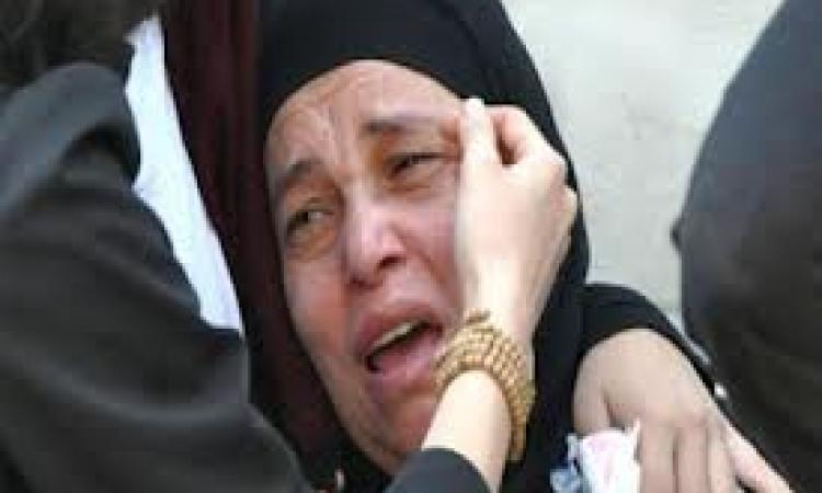 والدة جيكا : الشعب المصري سوف ينتصر