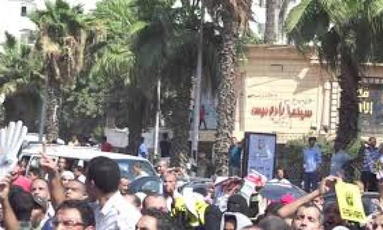 انفجار قنبلة أمام سينما رادوبيس بالهرم ومقتل وإصابة 5 أشخاص