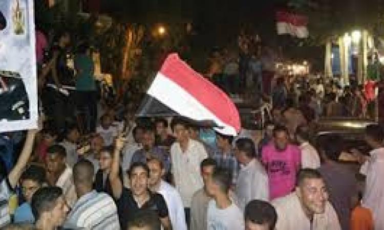 """""""تمرد"""" والإنقاذ"""" يدعوان المواطنين للمشاركة بالإستفتاء غدا بالسيارات في شوارع السويس"""