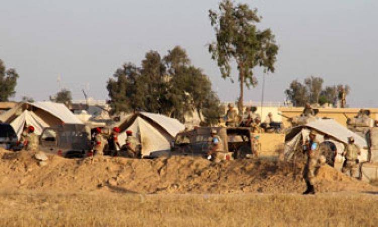"""إغلاق طريق """"العريش – رفح"""" لأسباب أمنية"""