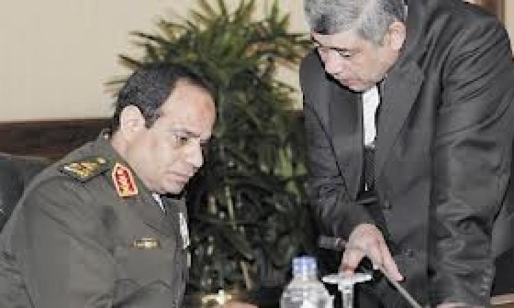 مصادر: وزير الداخلية بديل السيسي بمجلس الوزراء الجديد