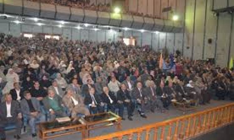 """افتتاح مؤتمر """"التعليم فى محافظة البحيرة المشكلات والحلول"""""""