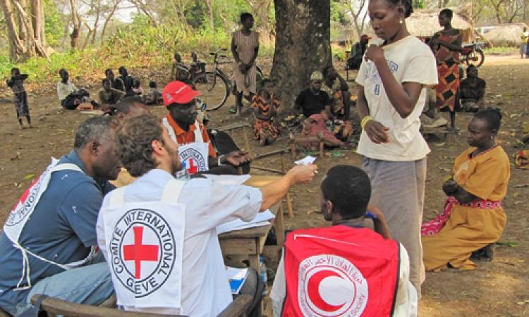سكاي نيوز : السودان يعلق عمل الصليب الأحمر