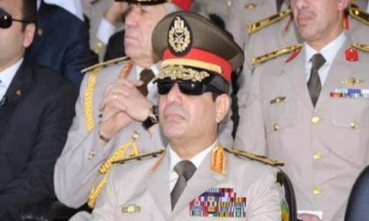 """تدشين تحالف موحد لدعم """"السيسي"""" رئيسا"""