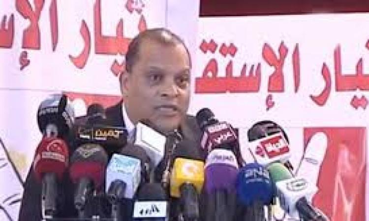 """تيار الاستقلال يدعو المصريين لتأييد """"السيسي"""" في شوارع الجمهورية غدا"""
