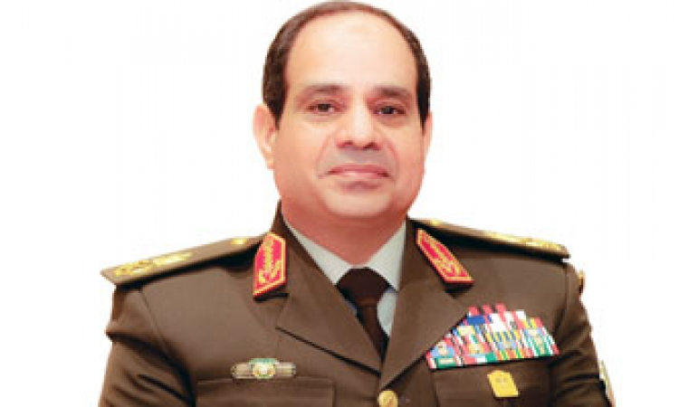 """تمرد"""" تعلن رسمياً دعمها للمشير السيسى رئيساً للجمهورية"""