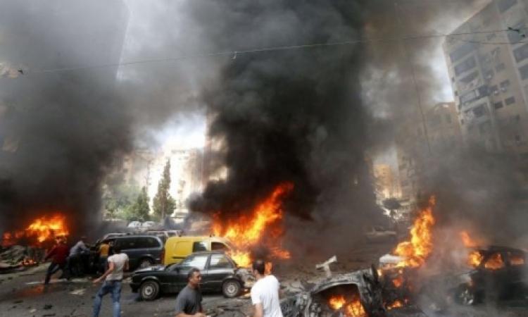 انفجار عبوة ناسفة على الطريق الدولى ( العريش – رفح)  دون وقوع خسائر