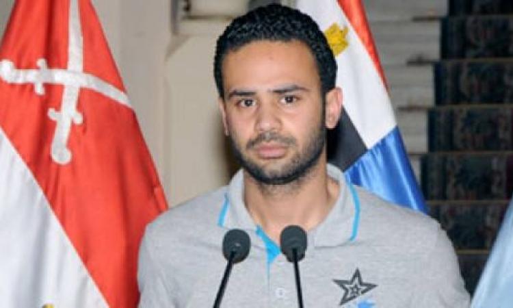 """""""محمود بدر""""باسم لديه الحق في السخرية من مؤامرات فاهيتا"""