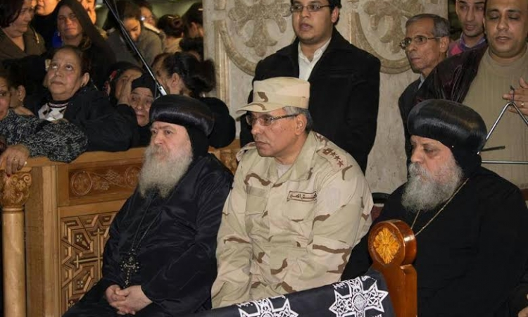أسقف سوهاج :الأقباط السبعة ماتوا بسبب تمسكهم بالإيمان