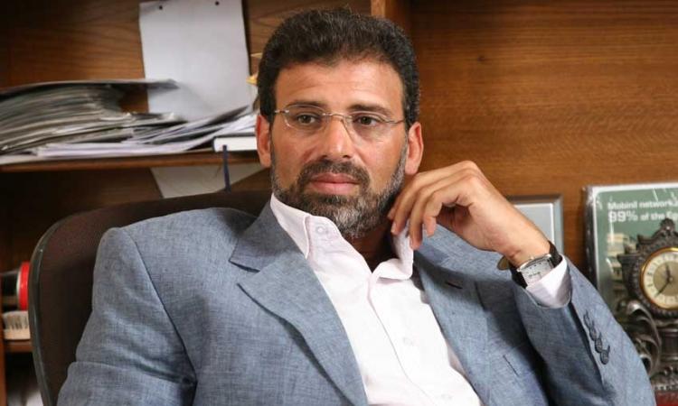 خالد يوسف: يجب إنشاء حركة شعبية ضد رجال الأعمال الذين لم يتبرعوا لصندوق «تحيا مصر»