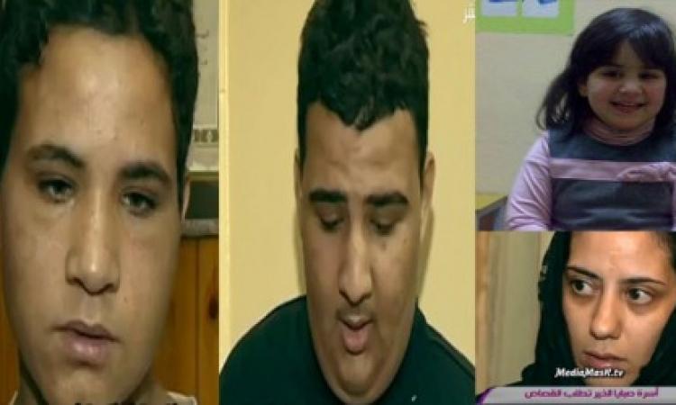 بالفيديو.. والدة «زينة» بعد الحكم: «اللي معاه طفل يستعوض ربنا فيه»