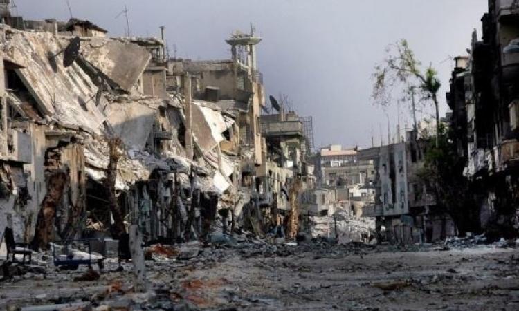 قوات الأسد تسيطر على قرية فى حلب بعد قصفها ببراميل متفجرة
