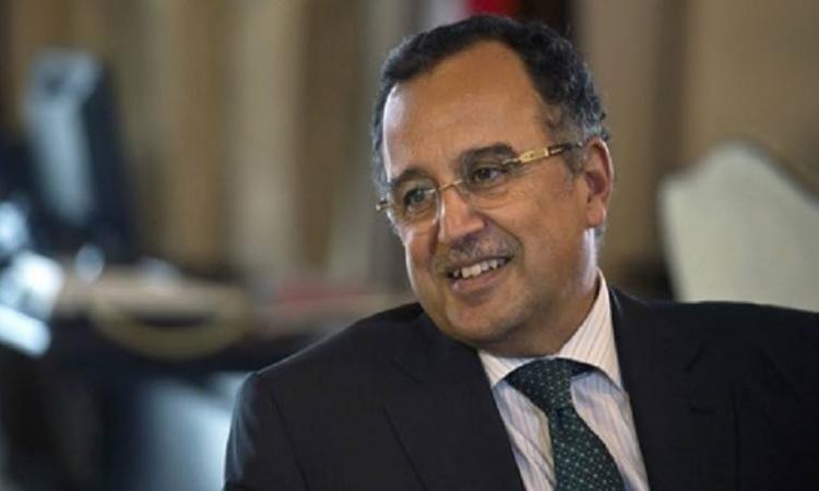 فهمي يسعى لزيادة توطيد العلاقات المصرية الأوروبية