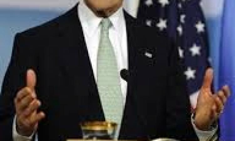 كيري: الولايات المتحدة والاتحاد الأوروبي يقفان الى جانب الشعب الأوكراني في معركته