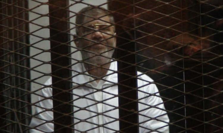تأجيل محاكمة مرسي وآخرين بتهمة التخابر لـ27 فبراير