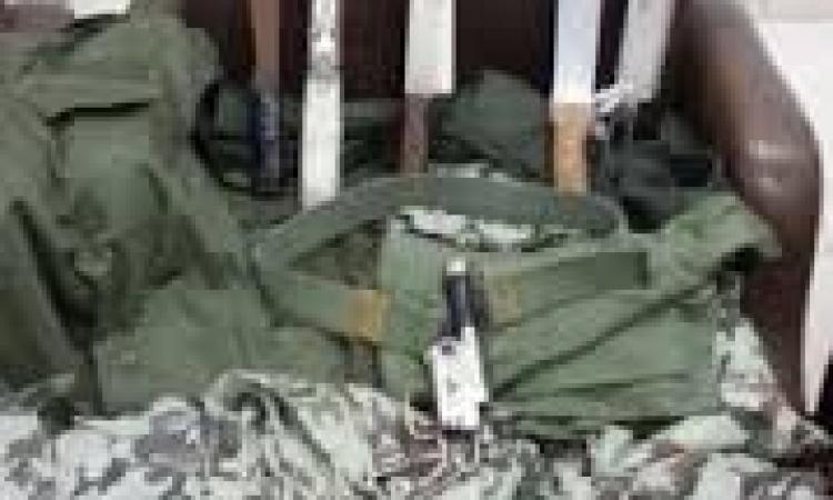 ضبط 8 من إخوان الإسكندرية في حملة أمنية وبحوذة أحدهم ملابس عسكرية