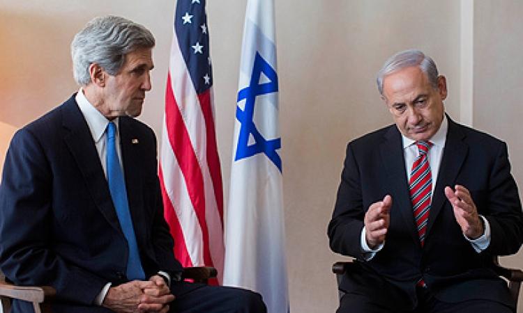 نتنياهو ردا علي  كيري: التهديد بالمقاطعة لن يُخضع إسرائيل
