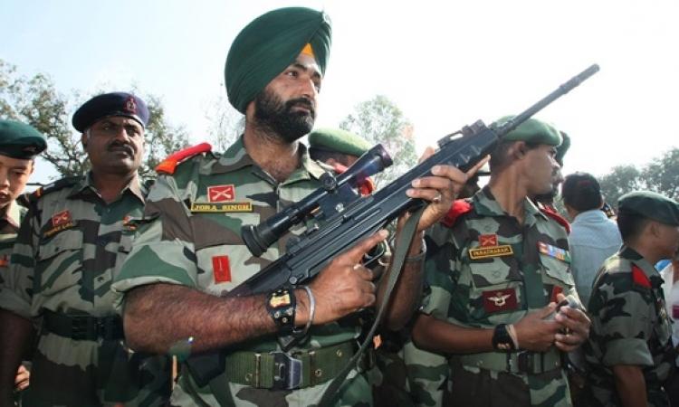 جندي هندي يقتل خمسة من رفاقه قبل أن ينتحر