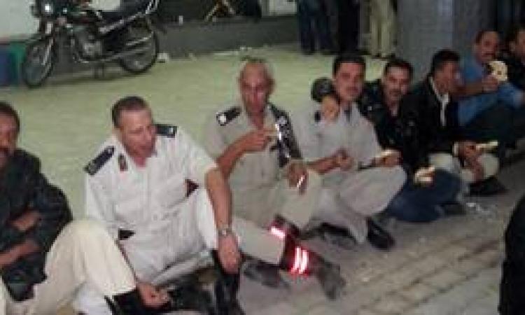 أمناء الشرطة يهددون باعتصام مفتوح ويمهلون الداخلية 24 ساعة لتنفيذ مطالبهم