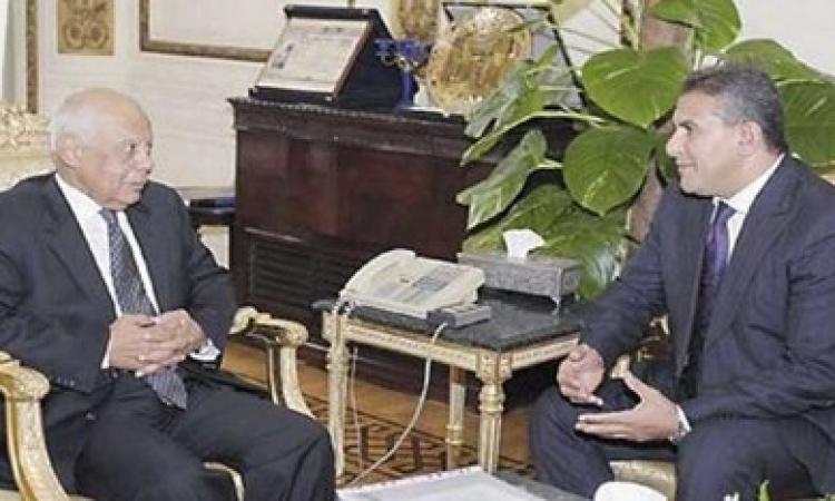 الببلاوي يلتقي وزير الرياضة لمناقشة أخر مستجدات الساحة الرياضية
