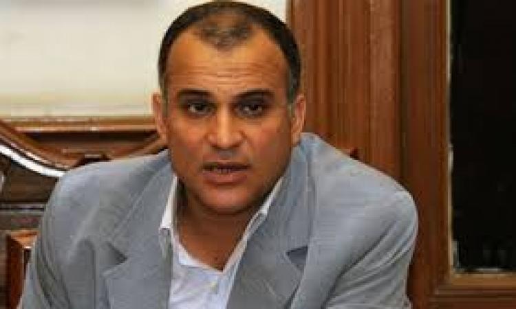 """""""عمرو هاشم ربيع"""" : اعلان صباحي ترشحه خطوة ايجابية"""