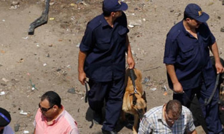 خبراء المفرقعات يبطلون مفعول قنبلة محلية بدمياط