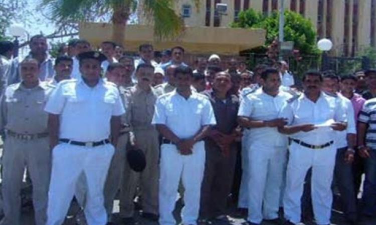 لليوم الرابع.. اعتصام الأفراد وأمناء الشرطة بالبحيرة