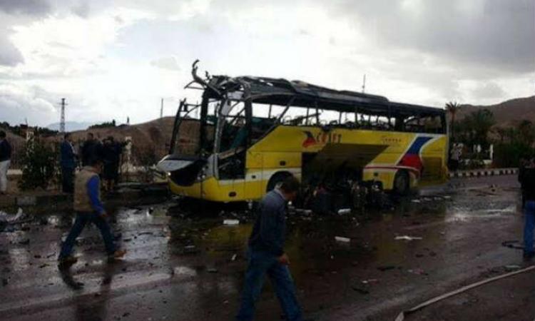 والا خدشوت : إسرائيل ترفع حالة التأهب عقب انفجار أتوبيس طابا