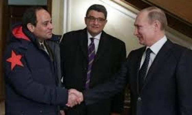 السيسى يلتقي بمسؤولين من أمريكا وروسيا  في يومًا واحد