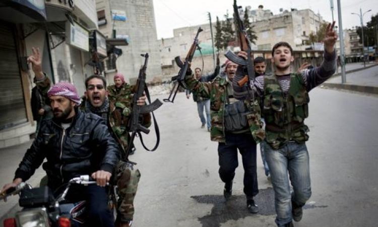 """""""مصير الثورة السورية من خلال رؤية إسرائيلية شاملة"""""""