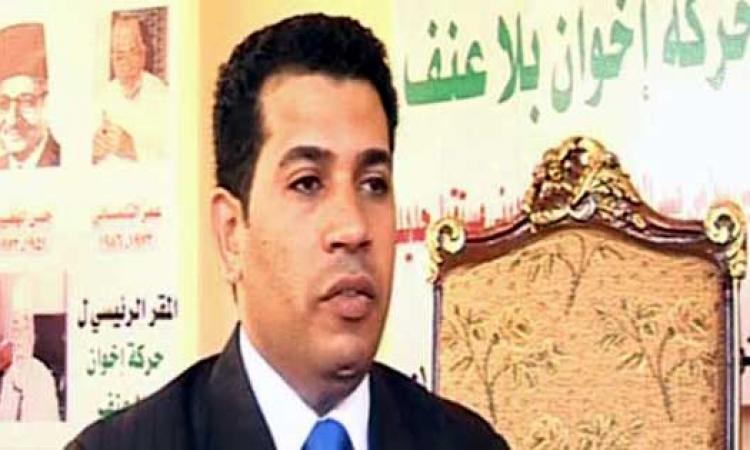 """"""" إخوان بلا عنف""""  تطالب بتخصيص حقائب وزارية لأعضاء التيار الاسلامي"""