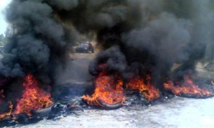 """مصدر بـ""""التحرير"""": حرق الإخوان سيارة القناة بكامل معداتها والاعتداء علي طاقم العمل"""