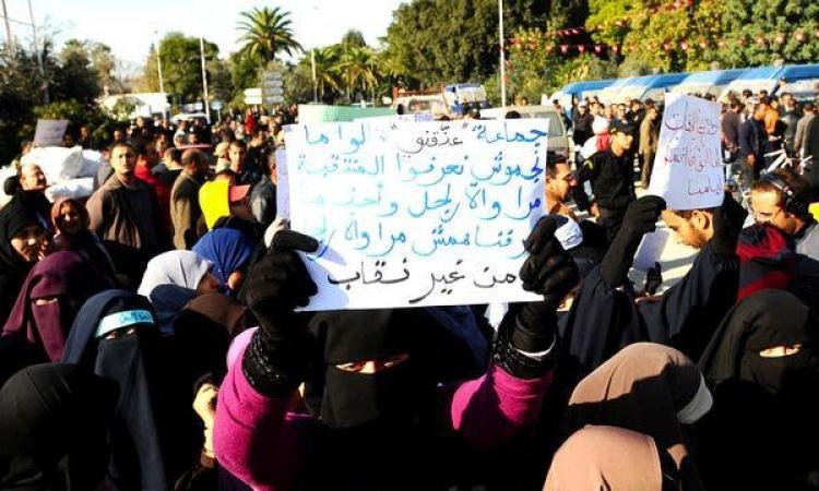 روسيا اليوم : الداخلية التونسية تشدد الرقابة على النقاب