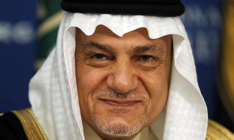 الأمير تركى: باستطاعة إسرائيل لعب دور بالغ الأهمية لتحقيق السلام في الشرق الأوسط