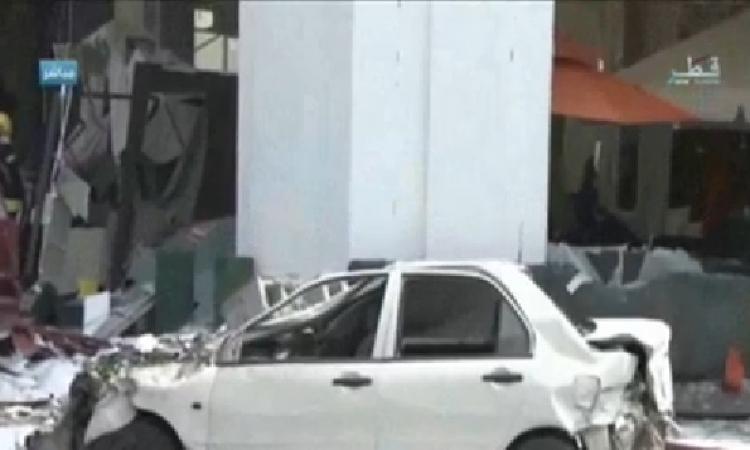 مصرع 12 شخص إثر انفجار فى مطعم بالدوحة