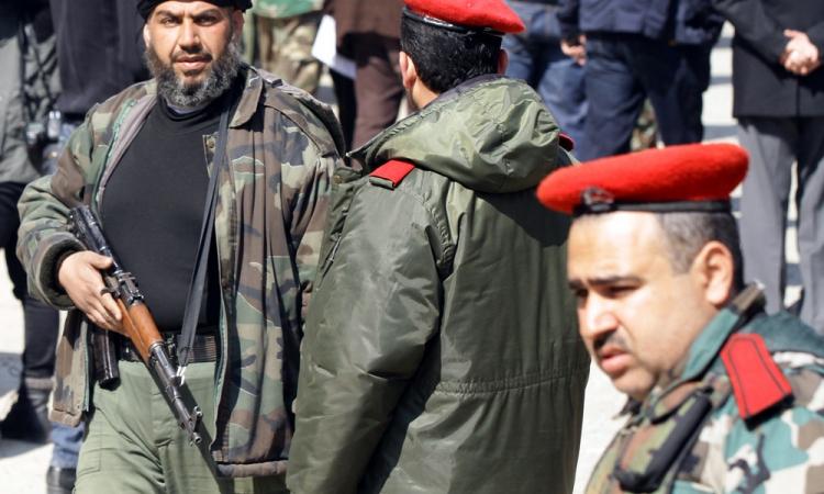 قائد بالجيش الحر: الهدنة بين النظاميين والحر ليست إلا مجرد اتفاق دخول مساعدات