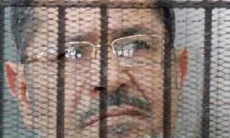 """""""المعزول"""" يرفض الرد علي المحكمة.. ويقول : أنا رئيس الجمهورية"""